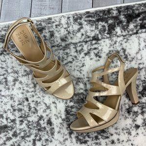 NIB Naturalizer Dianna strappy heels